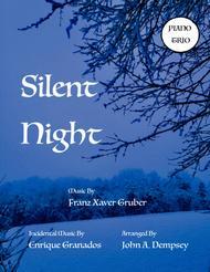 Silent Night (Trio for Violin, Cello and Piano) sheet music