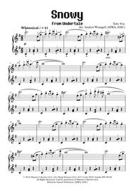 Andrew C  Fox sheet music to download and print - World center of