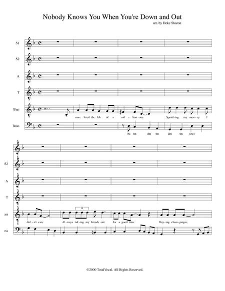 Jimmie Cox Sheet Music To Download And Print World Center Of