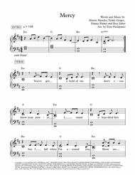 Shawn Mendes sheet music to download and print - World
