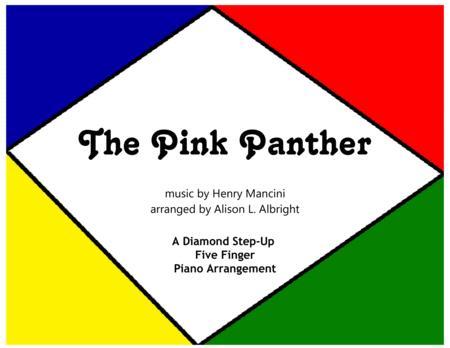 pink panther score piano pdf