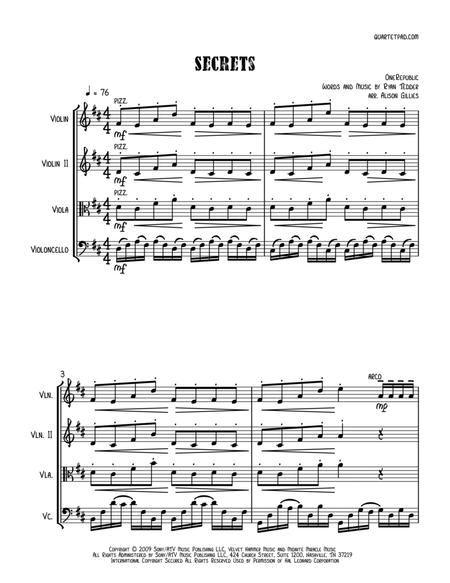 Onerepublic Sheet Music To Download And Print World Center Of