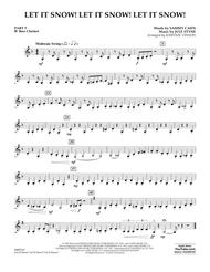 Let It Snow! Let It Snow! Let It Snow! - Pt.5 - Bb Bass Clarinet sheet music