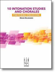 Brian Balmages  Sheet Music 10 Intonation Studies and Chorales Song Lyrics Guitar Tabs Piano Music Notes Songbook