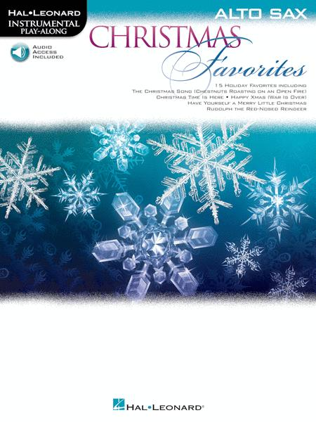 Christmas Carols Alto Sax Saxophone Play-Along Sheet Music Book//Audio Xmas