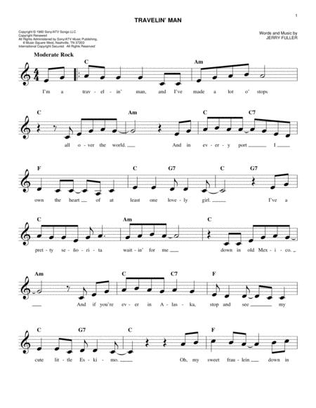 Buy Choral TTBB Ricky Nelson Sheet music books and downloads