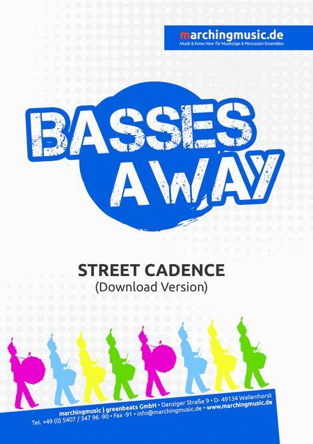 bass burner beat cadence sheet music pdf