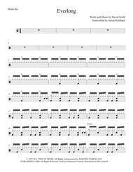 Download Digital Sheet Music of Hard-Fi for Drums
