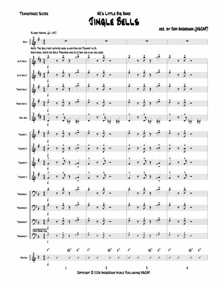 Big band sheet music to download and print - World center of