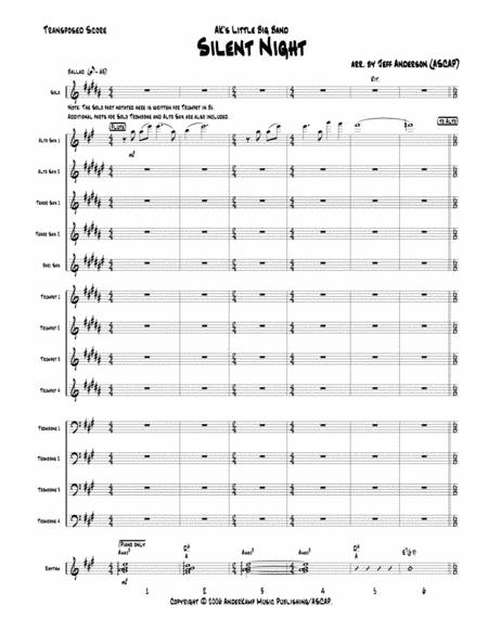 Jeff Bennett sheet music to download and print - World