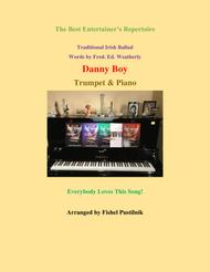 """""""Danny Boy"""" for Trumpet and Piano sheet music"""