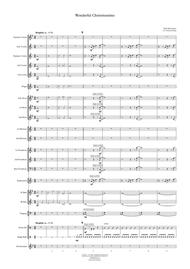 Download Digital Sheet Music of BOUZOUKI for Brass ensemble