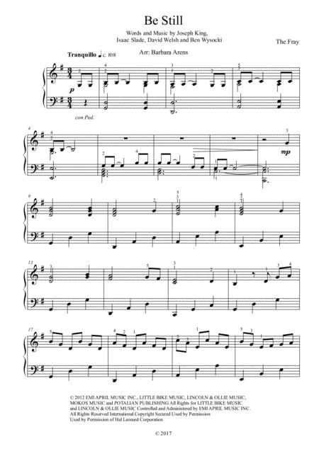 The Fray Sheet Music Books Scores Buy Online