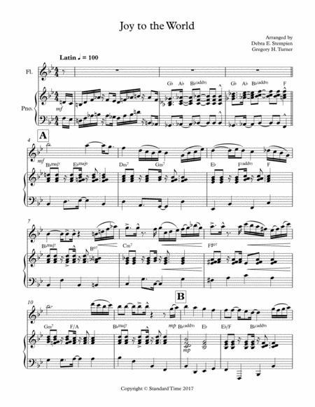 Download Digital Sheet Music of jazz