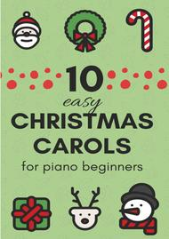 Various Artists  Sheet Music 10 Easy Christmas Carols for Piano Beginners (Music for Children) Song Lyrics Guitar Tabs Piano Music Notes Songbook