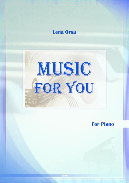 Lena Orsa - Free sheet music to download in PDF, MP3 & Midi