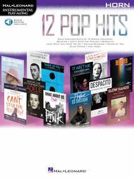 Various  Sheet Music 12 Pop Hits Song Lyrics Guitar Tabs Piano Music Notes Songbook