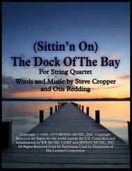 Otis Redding  Sheet Music (Sittin' On) The Dock Of The Bay for String Quartet Song Lyrics Guitar Tabs Piano Music Notes Songbook