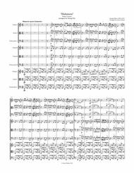 """Georges Bizet  Sheet Music """"Habanera"""" from Bizet's Carmen - for String Trio (ANY COMBINATION) - Score & Parts. Song Lyrics Guitar Tabs Piano Music Notes Songbook"""
