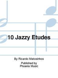 Ricardo Matosinhos  Sheet Music 10 Jazzy Etudes Song Lyrics Guitar Tabs Piano Music Notes Songbook