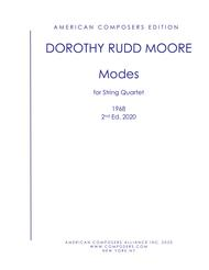 Dorothy Rudd Moore  Sheet Music [Moore] Modes Song Lyrics Guitar Tabs Piano Music Notes Songbook