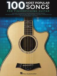 Various  Sheet Music 100 Most Popular Songs for Fingerpicking Guitar Song Lyrics Guitar Tabs Piano Music Notes Songbook