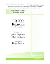 Jonas Myrin & Matt Redman  Sheet Music 10,000 Reasons (Bless the Lord) Song Lyrics Guitar Tabs Piano Music Notes Songbook