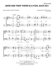 Aaron Dale  Sheet Music (Now And Then There's) A Fool Such As I (arr. Aaron Dale) Song Lyrics Guitar Tabs Piano Music Notes Songbook
