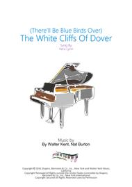 Vera Lynn  Sheet Music (there'll Be Bluebirds Over) The White Cliffs Of Dover for Moderate Piano Solo Song Lyrics Guitar Tabs Piano Music Notes Songbook
