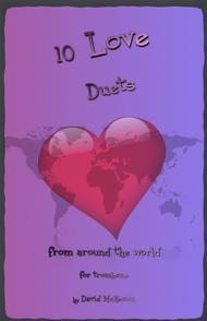 David McKeown  Sheet Music 10 Love Duets for Trombone Song Lyrics Guitar Tabs Piano Music Notes Songbook