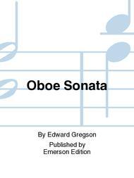 Oboe Sonata sheet music