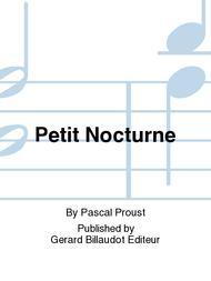 Petit Nocturne sheet music