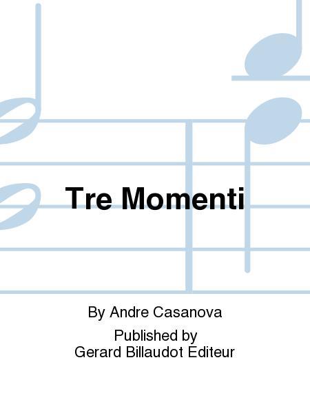 Partitions tre momenti quintette de cuivres 2 for Yamaha casanova piano