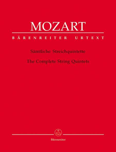 Streichquintette Band II  String Quintet Wolfgang Amadeus Mozart Book Only HN778