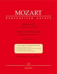 Bassoon Concerto In Bb Major, K. 191