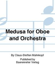 Medusa for Oboe and Orchestra sheet music
