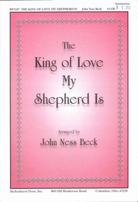 Sheet music: The King of Love My Shepherd Is (SATB)
