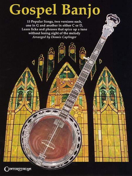 Sheet music: Gospel Banjo (Banjo)