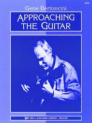 Approaching The Guitar sheet music