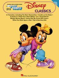 E-Z Play Today #213. Big Book of Disney Songs