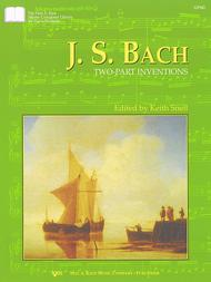 Bach -Two Part Inventions