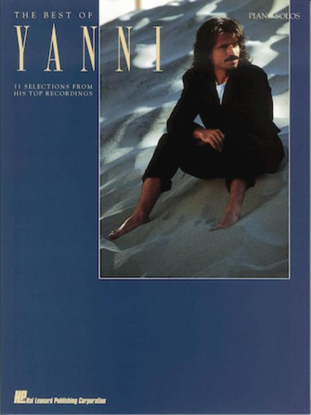 The Best Of Yanni Sheet Music By Yanni - Sheet Music Plus