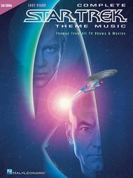 Complete Star Trek Theme Music - 2nd Edition