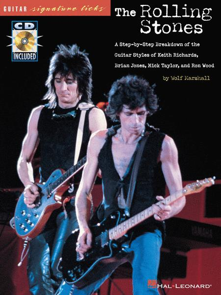 Sheet music: The Rolling Stones: Rolling Stones Signature ...