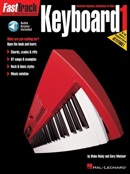 Modern Book Cover Keyboard : Sheet music fasttrack keyboard method book