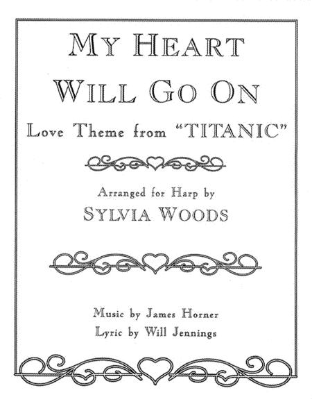 Sheet music: My Heart Will Go On Love Theme From Titanic For