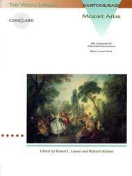 Mozart Arias for Baritone/Bass