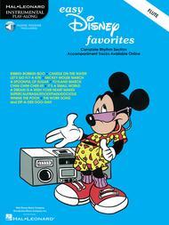 Easy Disney Favorites - Flute sheet music