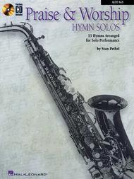 Praise and Worship Hymn Solos (Alto Sax)