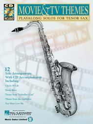 Movie and TV Themes (Tenor Saxophone)